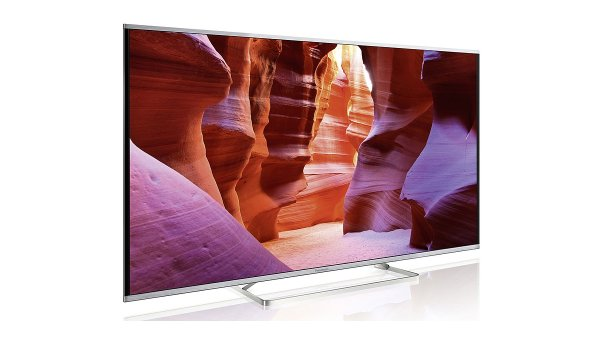 Televize �ady Panasonic AX630: Ultravysok� rozli�en� vylep�� i standardn� obraz