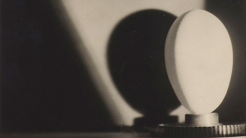 Detail z vydražené fotografie Jaroslava Rösslera