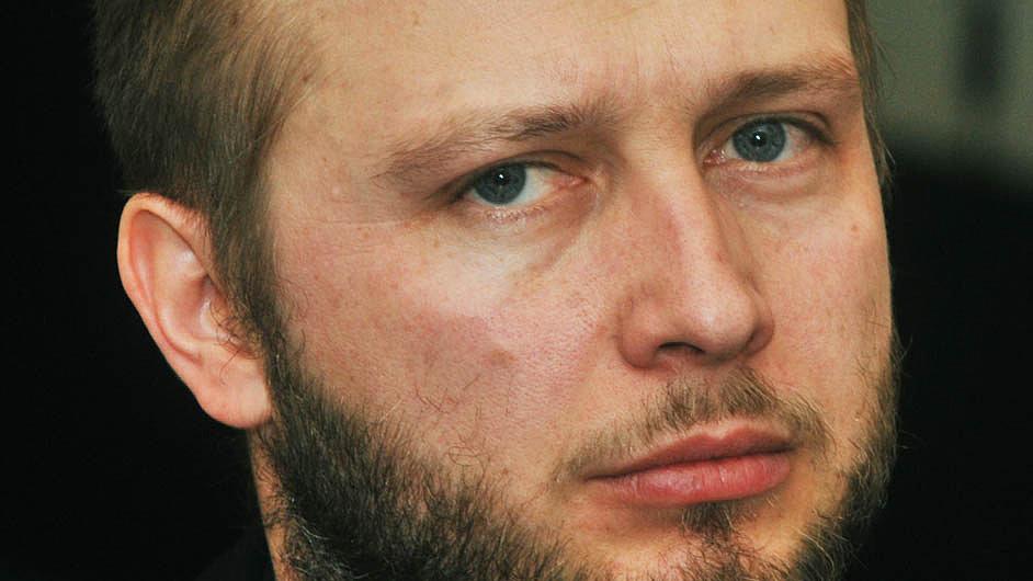Zbyněk Baladrán byl vyhlášen osobností roku ve výtvarném umění.
