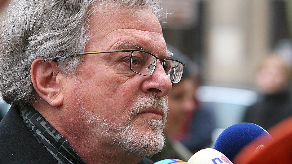 Herec Jan Kačer na vlastní žádost odejde do důchodu