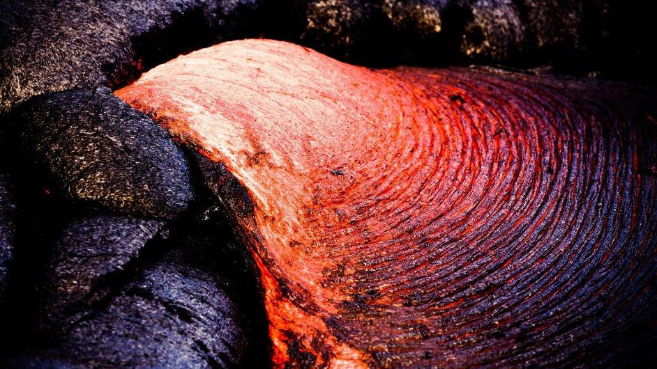 O výbuchu havajské sopky Kilauea se dochovaly staleté příběhy.