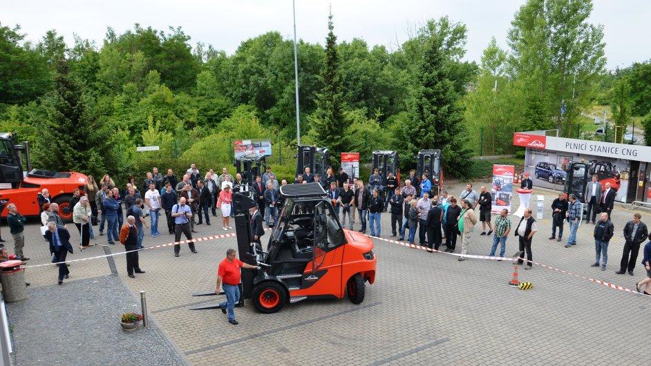 Linde HM uspořádalo Den pro bezpečnost a efektivitu