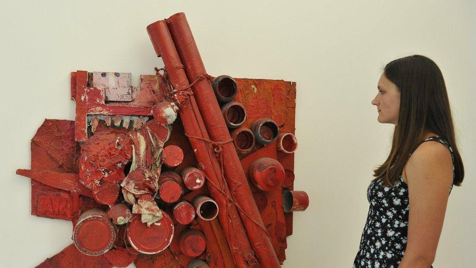 Snímky nové expozice v Moravském Krumlově
