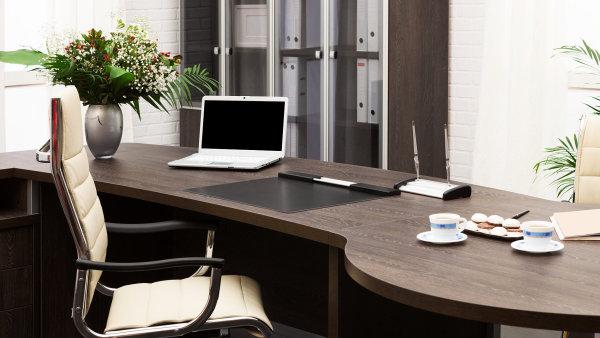 Kancelář - Ilustrační foto.