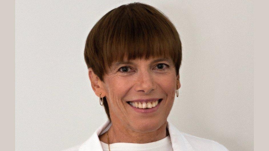 Doc. MUDr. Šárka Skorkovská, CSc., primářka oční kliniky NeoVize