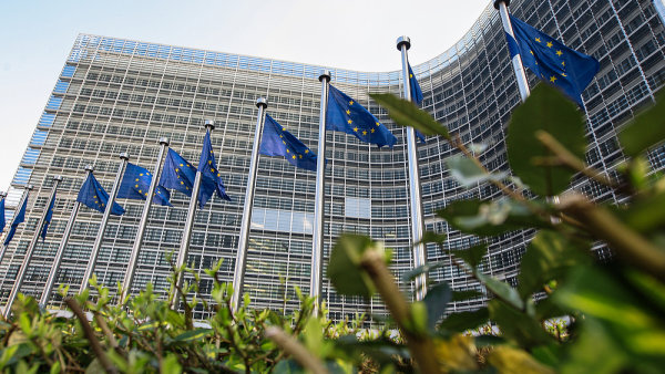 Centrála Evropské komise v Bruselu - Ilustrační foto.