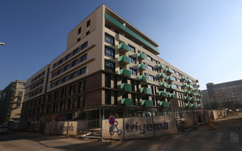 V�echny nov� stavby maj� m�t od roku 2020 t�m�� nulovou spot�ebu energie