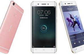 Na trh míří Vivo Xplay 5, první telefon se 6 GB RAM a zahnutým displejem z Galaxy S6