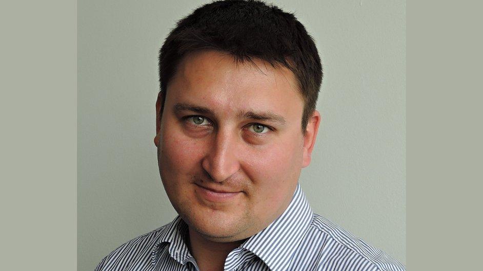 David Zeman, Business Development Manager v divizi IBM & Lenovo společnosti DNS