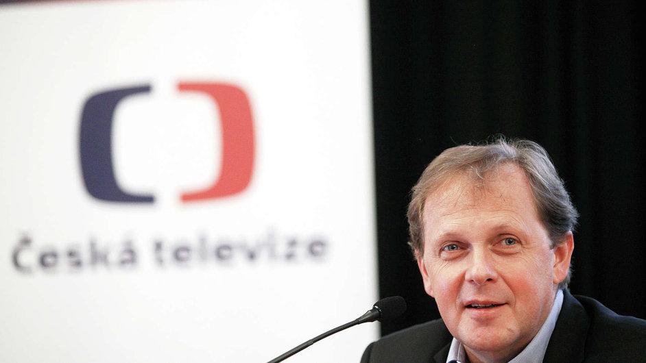 Česká televize nenatáčela první dámu, ale divadelní představení, řekl šéf ČT Petr Dvořák.