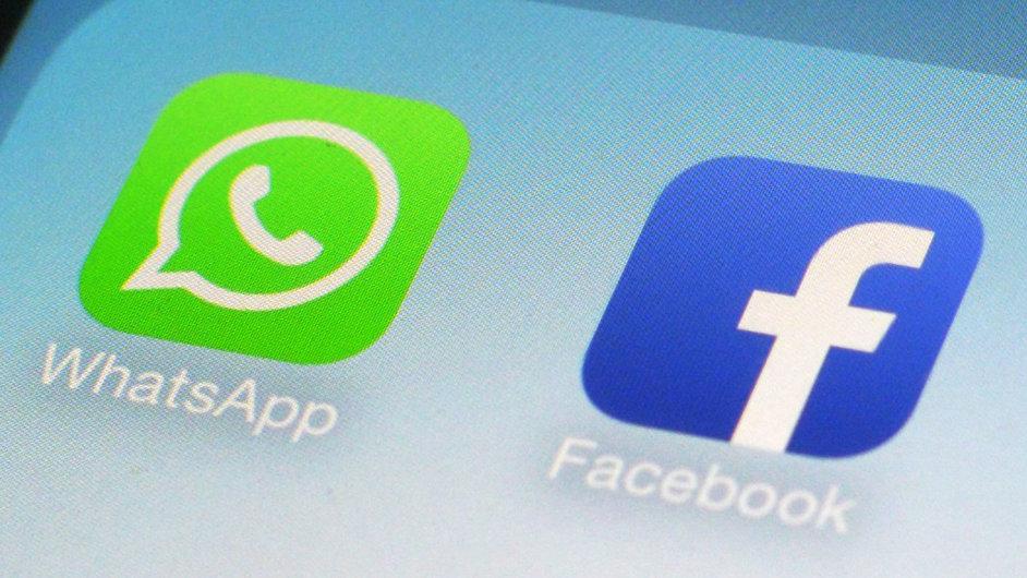 Facebook bude moci údaje získané od WhatsAppu využít i k propojení lidí, kteří na jeho síti neuzavřeli přátelství.