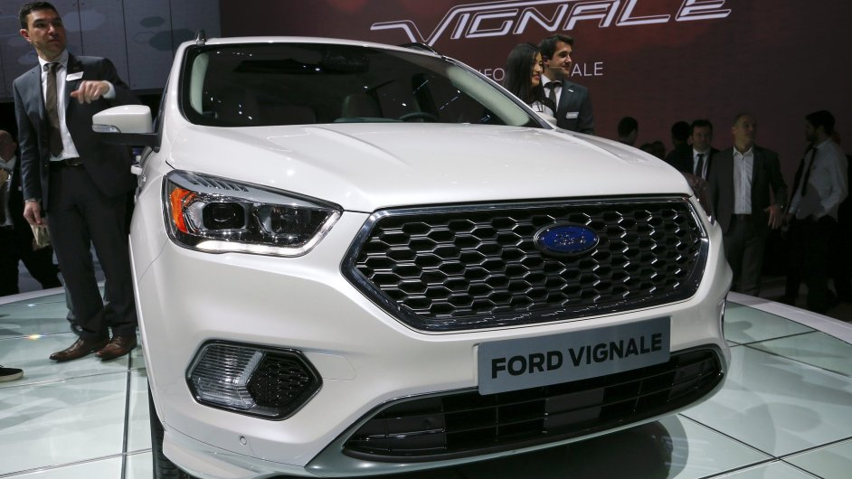 Ford Vignale.