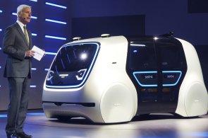 Ženevský autosalon ukazuje rostoucí popularitu SUV i nástup automobilů bez řidiče