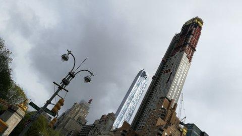 New York objektivy Honoru 8 Pro