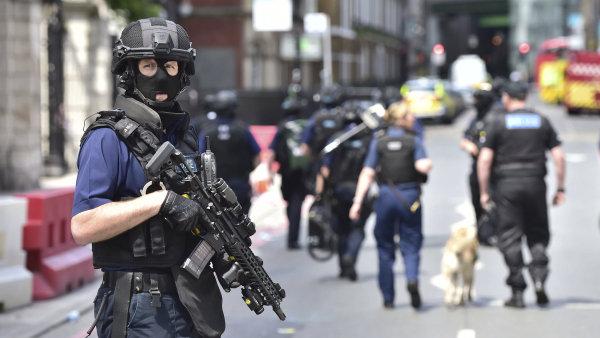 V Londýně znovu útočili teroristé.
