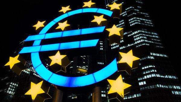 Euro - Ilustrační foto.