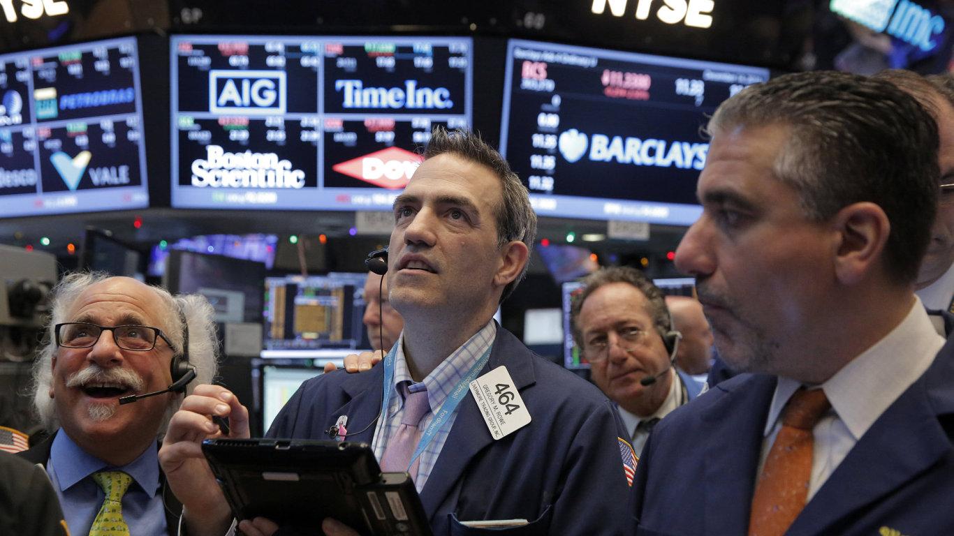 Akciová burza v New Yorku