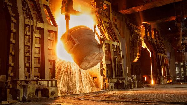 Za tepla válcovaná ocel se používá zejména ve stavebnictví a strojírenském průmyslu - Ilustrační foto.