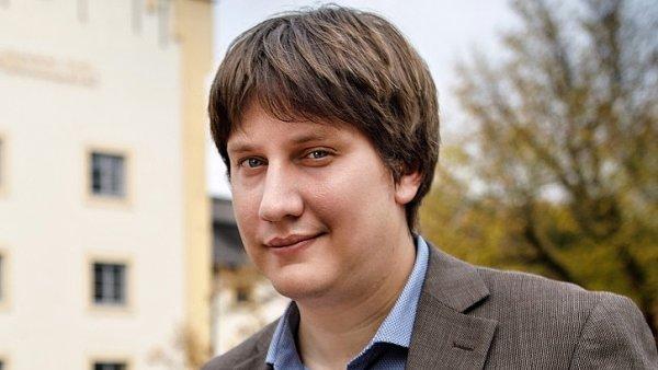 Michal Rouč, ředitel Královského pivovaru Krušovice