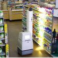 Americký řetězec Wallmart zavádí roboty, kteří kontrolují zboží v regálech obchodů