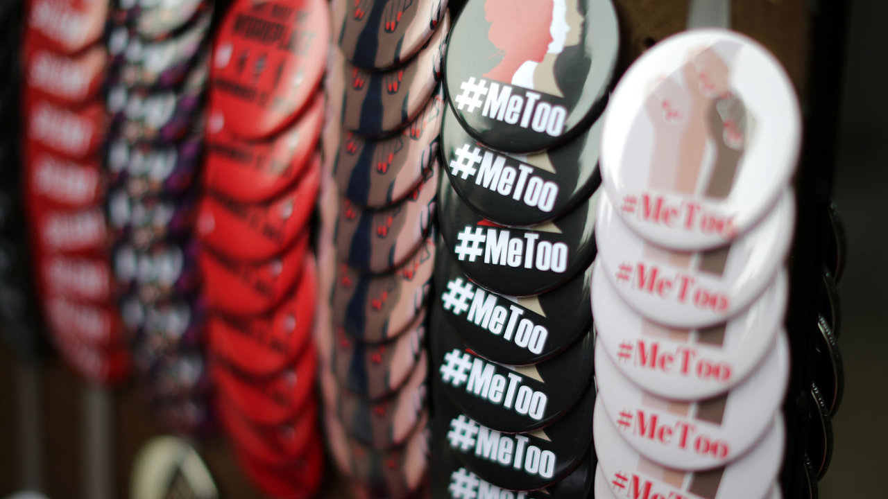 Kampaň #MeToo se dostává i do ulic, první větší protest se konal v Hollywoodu
