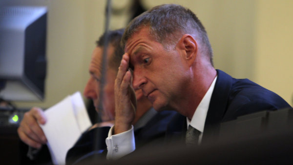 Janoušek také ke Krajskému soudu v Brně podal znovu žádost o přerušení výkonu trestu.