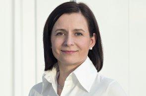 Martina Lovčíková, ředitelka divize pro koncové zákazníky společnosti Nordic Telecom