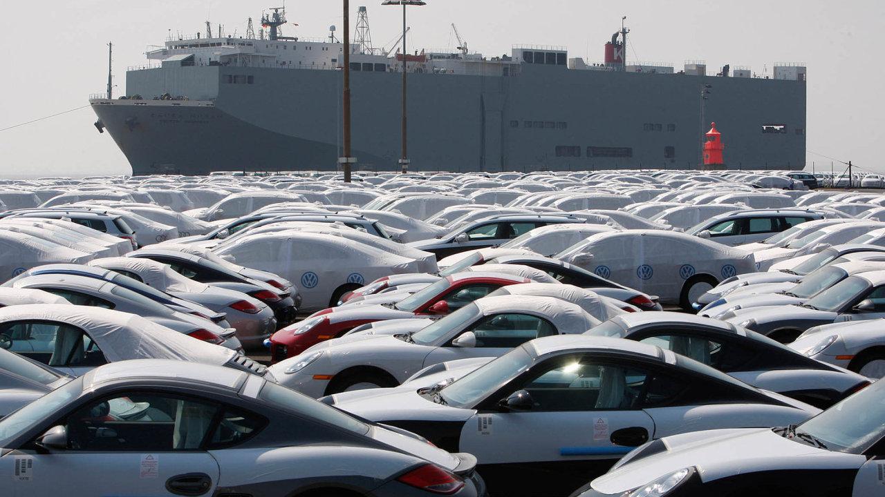 Negativní vliv na červnovou bilanci měl zejména obchod s některými dopravními prostředky.