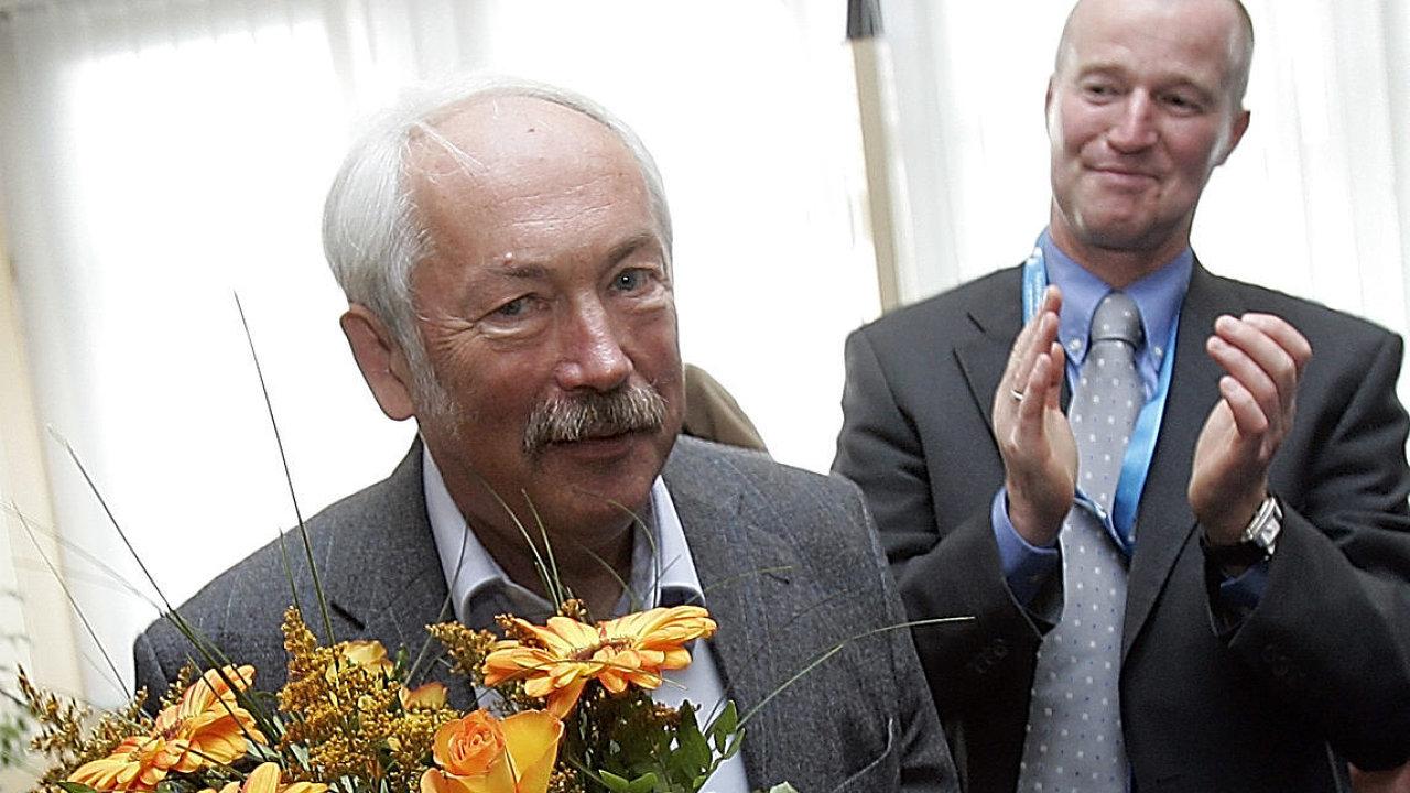 Peter Grünberg v roce 2008
