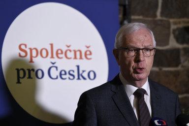 Jiří Drahoš založil apolitický spolek Společně pro Česko
