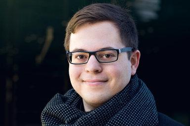 Štěpán Soukeník, konzultant v agentuře Communication Lab