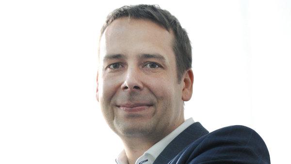 David Voráček ředitel inzerce Economia Praha 13.9.2017