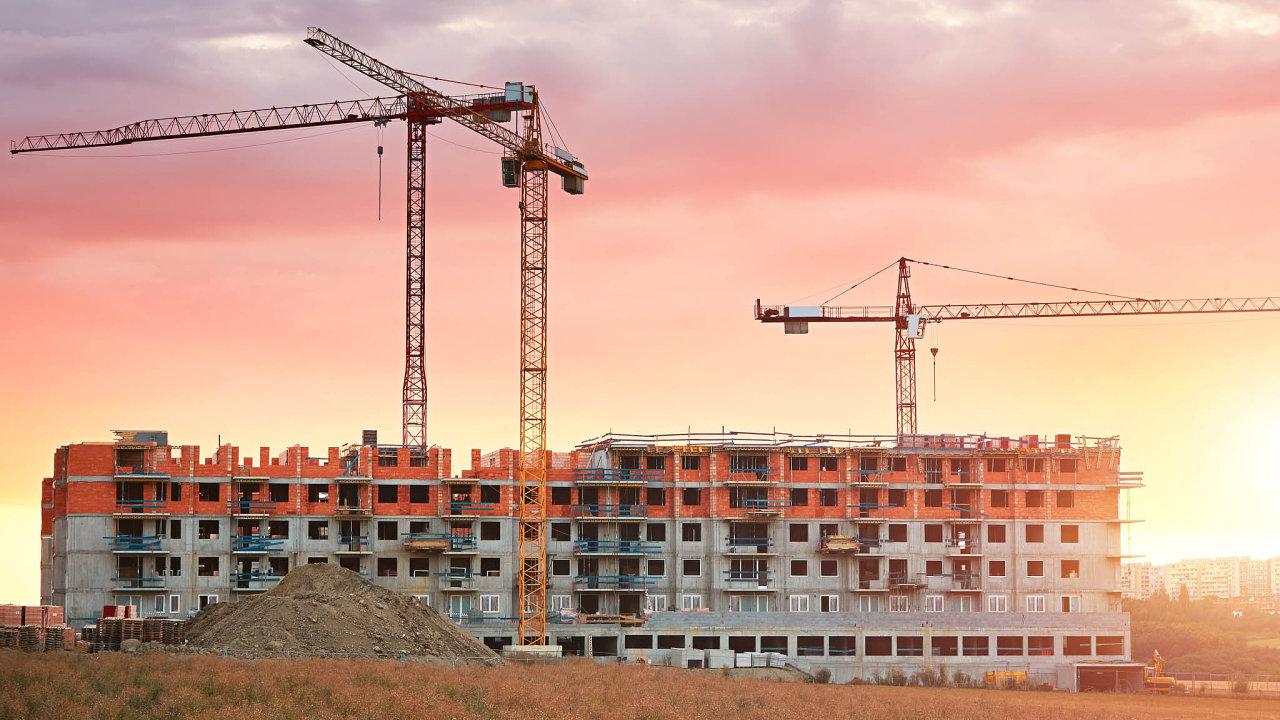 V roce 2030 může v Praze kvůli pomalému povolování chybět až 50 tisíc bytů. V hlavním městě je podle strategického plánu potřeba ročně zhruba 6000 nových bytů.