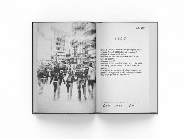 Ukázka z knihy Odposlechnuto v Praze