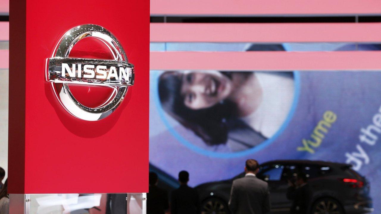 Nissan - lustrační foto.