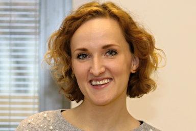 Veronika Římalová, vedoucí zákaznického servisu společnosti ESET