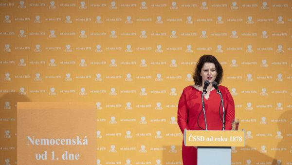 Ministerstvo pošle obcím na sociální práci ještě 85 milionů korun, slibuje Maláčová