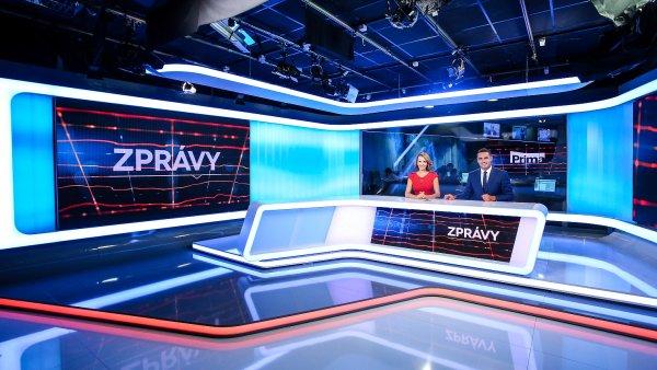 TV PRIMA novestudio