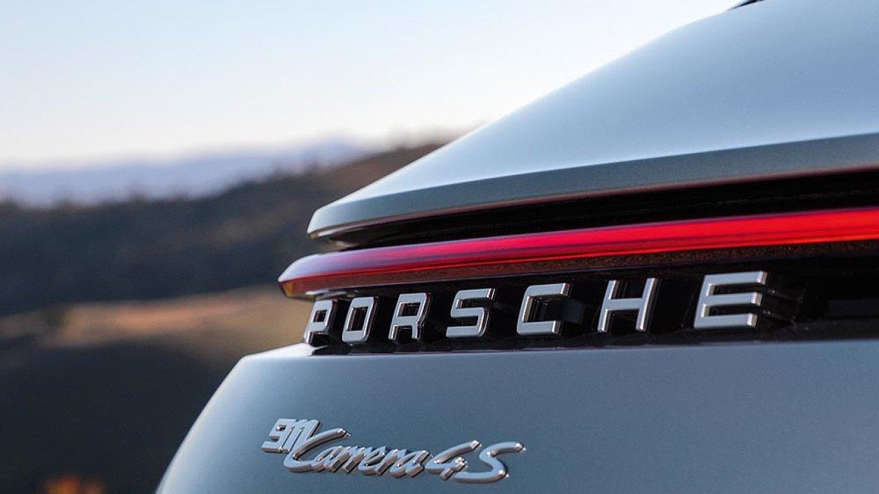 Osmá generace Porsche 911