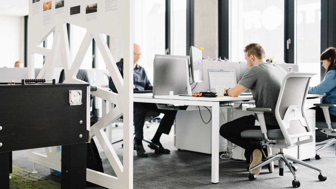 Jak vytvořit opravdu dobrou kancelář?  Nechte to na lidech ve firmě.