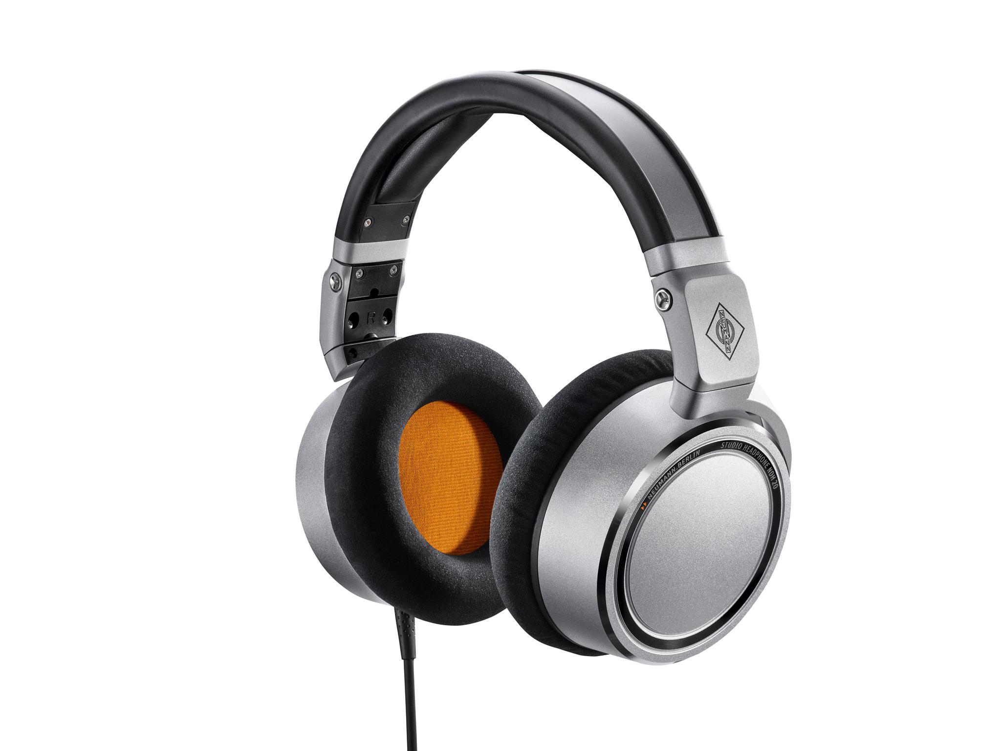 Kromě použití při profesionální úpravě zvuku jsou sluchátka Neumann NDH 20 ideální ipro kritický audiofilský poslech.