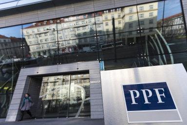 PPF působí v Evropě, Asii a Severní Americe. Skupina vlastní aktiva za více než 45 miliard eur (1,16 bilionu korun). Ilustrační foto.