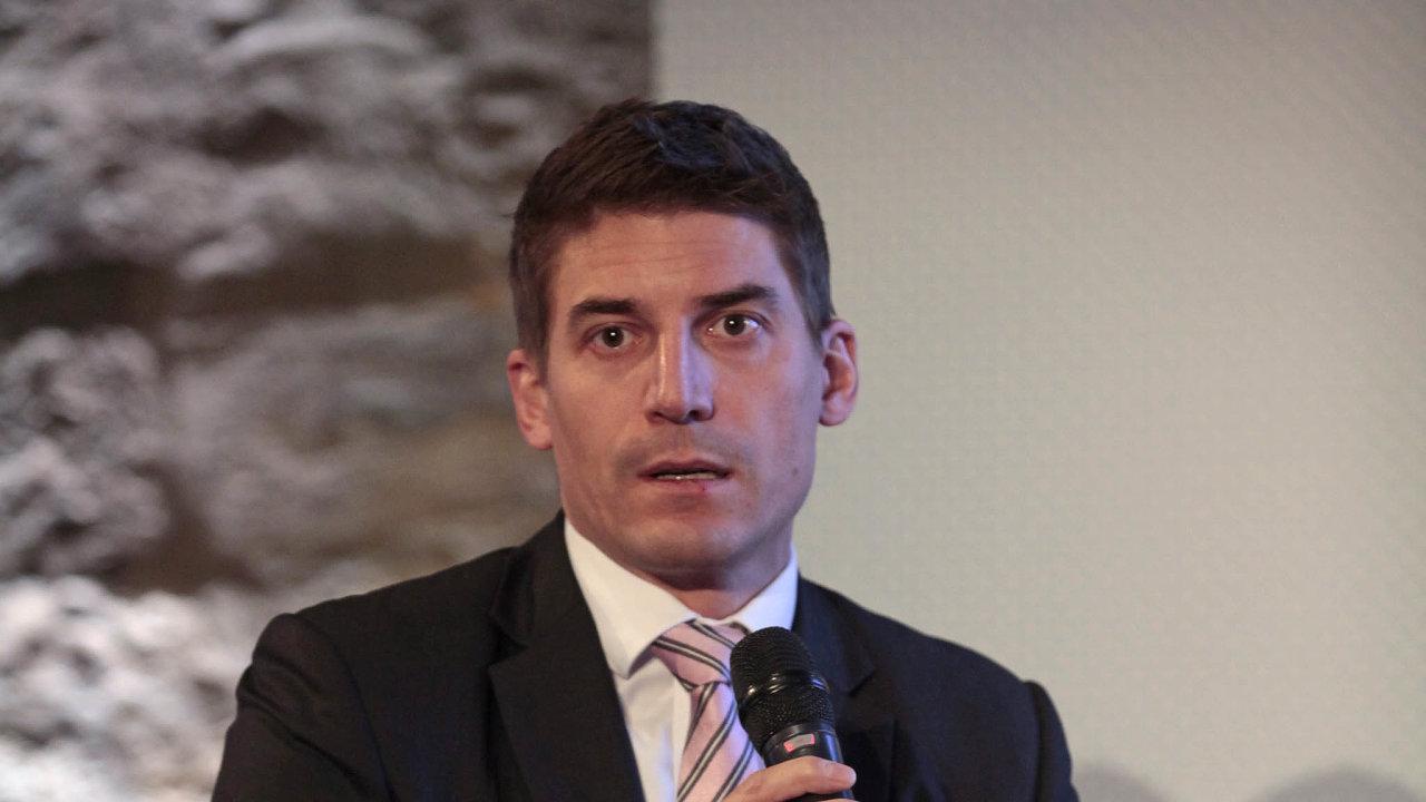 Michal Kadera, vedoucí vnějších vztahů Škody Auto