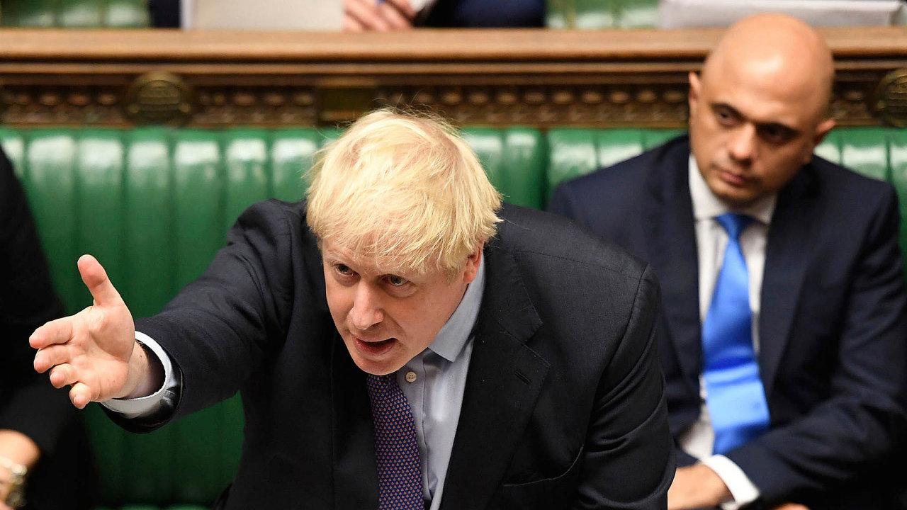 Kdyby britské volby dopadly podle současných průzkumů veřejného mínění, premiér Boris Johnson ajeho konzervativci by triumfovali.