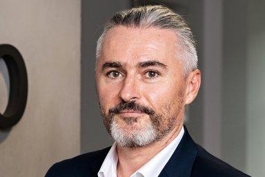 Artur Frankiewicz, CFO společnosti Neeco Global ICT Services