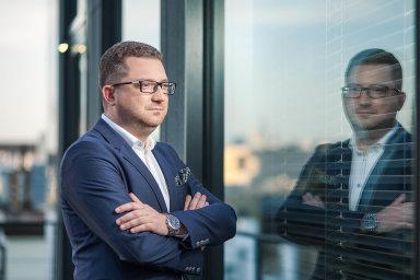 Hlavní ekonom investiční skupiny DRFG Martin Slaný