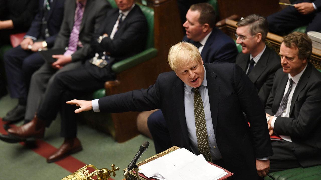 Nešlo se vyjádřit jasněji: Premiér icelá britská vláda se nemohli vyjádřit jasněji. Přechodné období skončí vprosinci roku 2020 aneprodloužíme ho. Potvrdil to jeden zmluvčích Borise Johnsona.