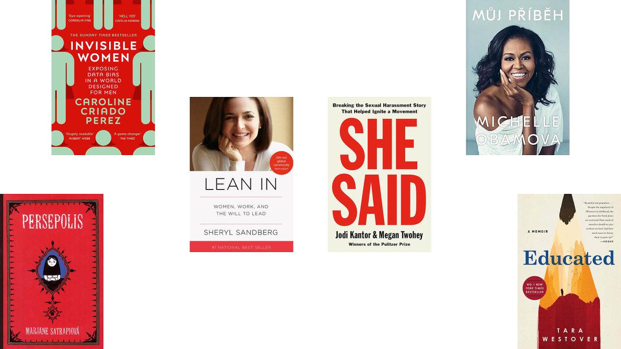 Co si ještě přečíst o ženách