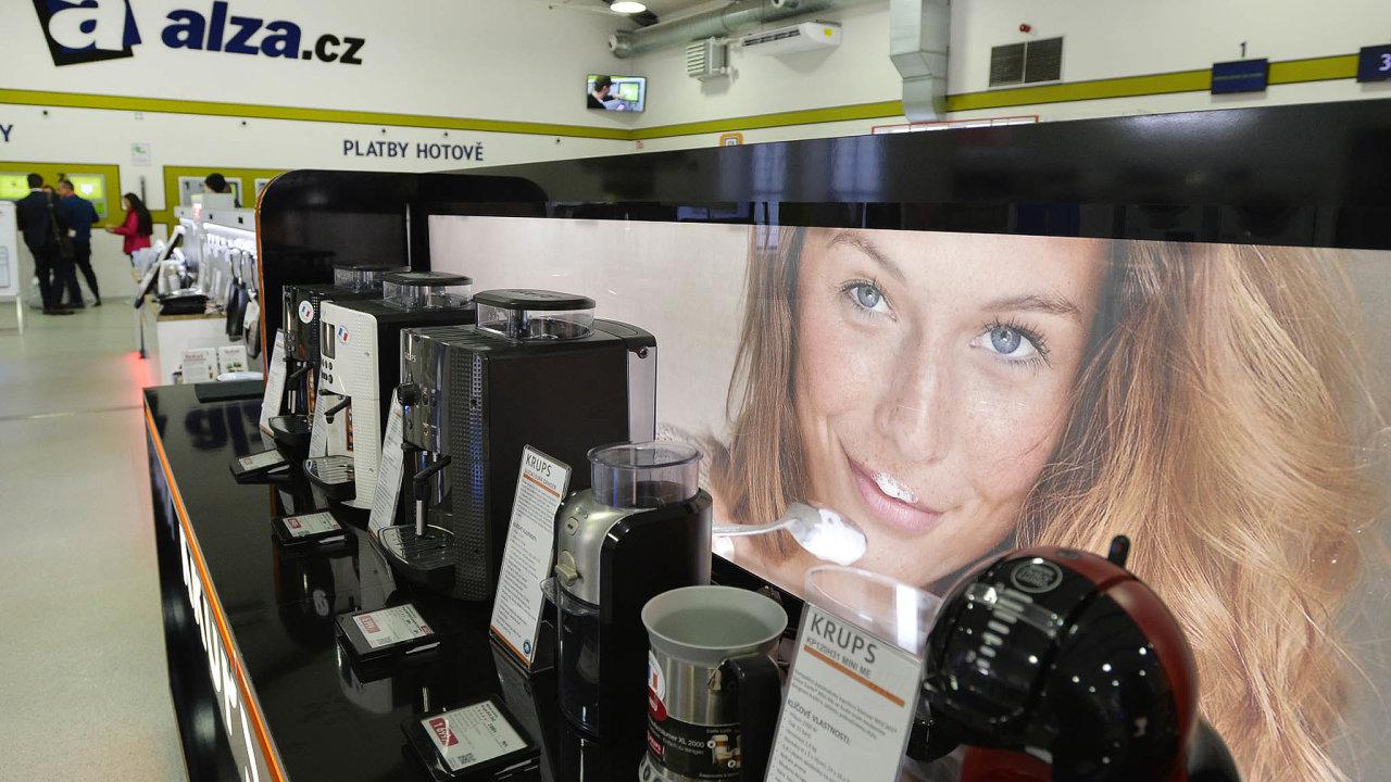 Alza patří mezi podniky, které se snaží zákaznická data zpřístupnit co nejširšímu počtu zaměstnanců.