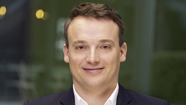 Christian Klein, CEO společnosti SAP